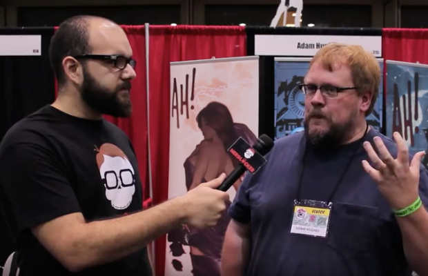 Nerdlocker Comic Expo Exclusive – Adam Hughes Interview!