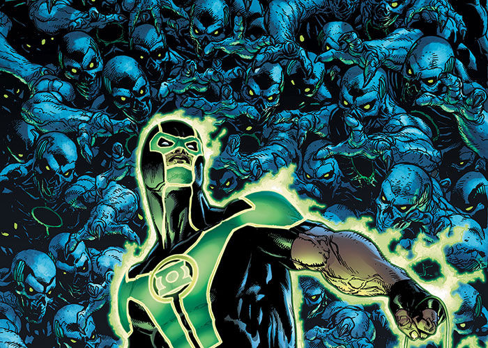 Nerdlocker Comic Book Review – GREEN LANTERN #16