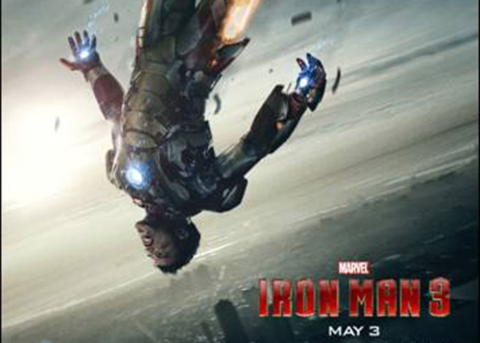 Official Movie Trailer – Iron Man 3 Television Spot!