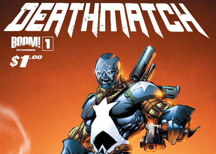 The First 3 Issues: BOOM!'s Deathmatch