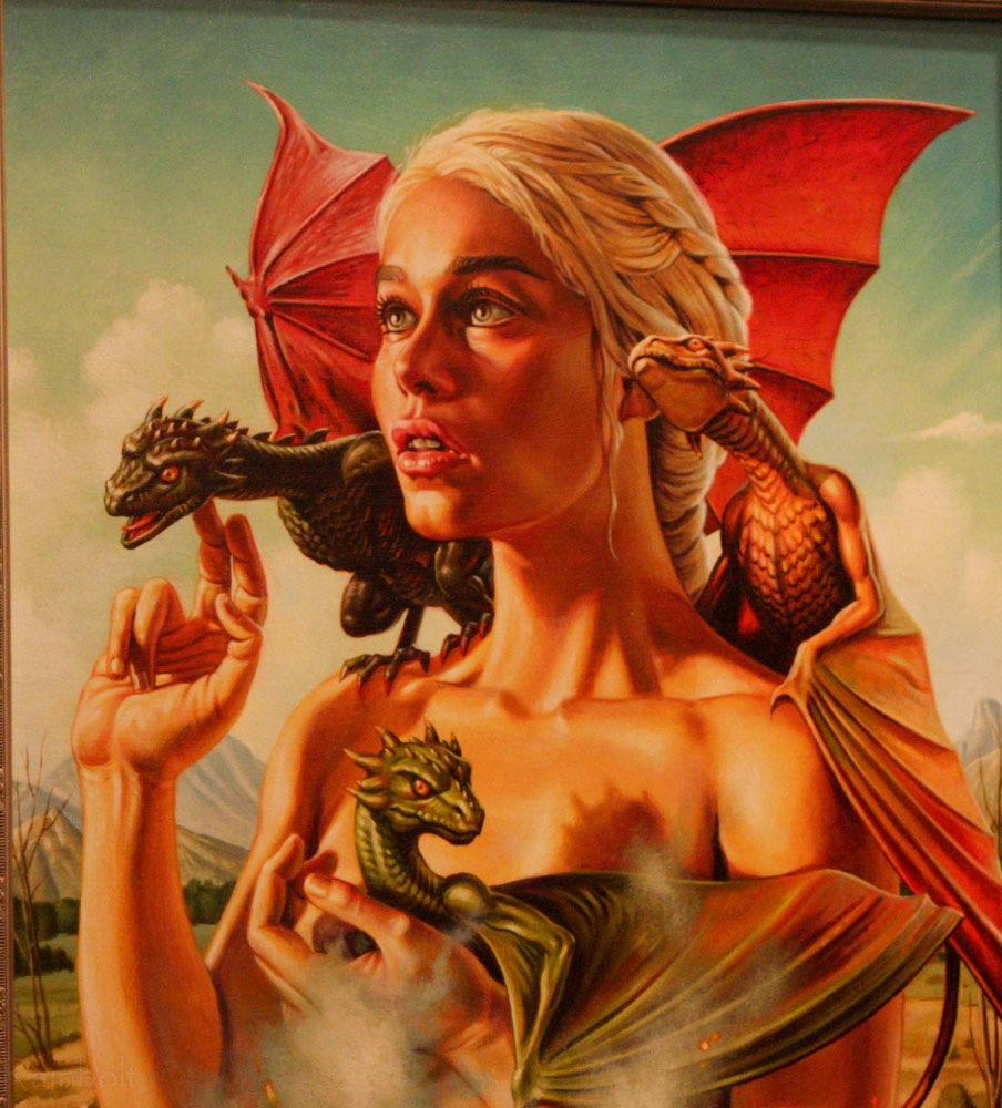 Mondo Gallery Report – Game of Thrones Show