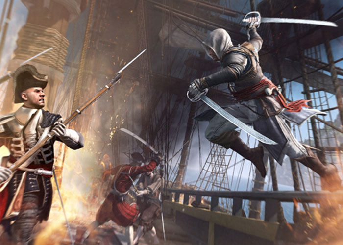 Assassin's Creed IV: Black Flag News!