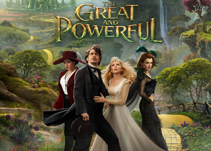 Nerdlocker Movie Review – Oz the Great and Powerful