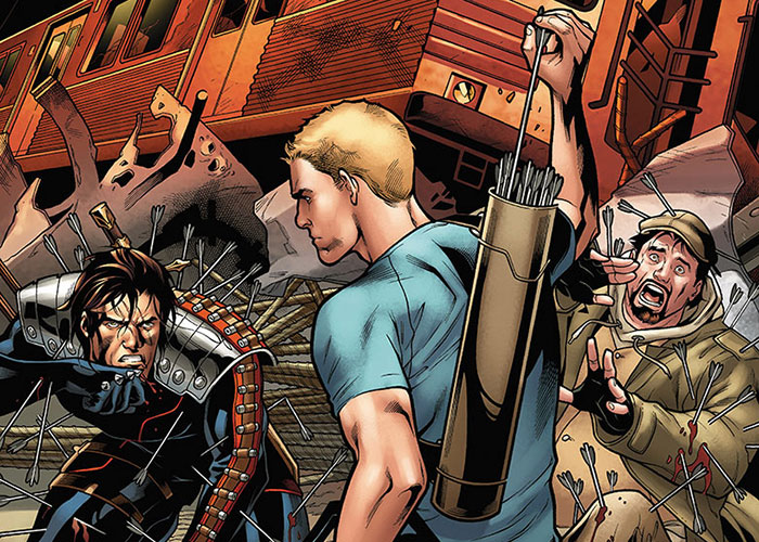 Preview: Archer & Armstrong #9