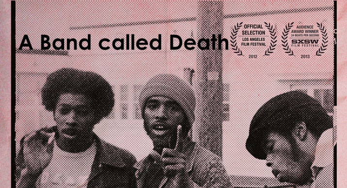 Drafthouse Films release's a Rockumentary about a band that never had a chance in the early 70's, A Band Called Death