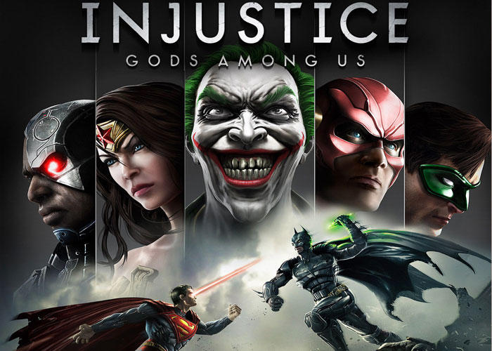Nerdlocker Video Game Review – Injustice: Gods Among Us