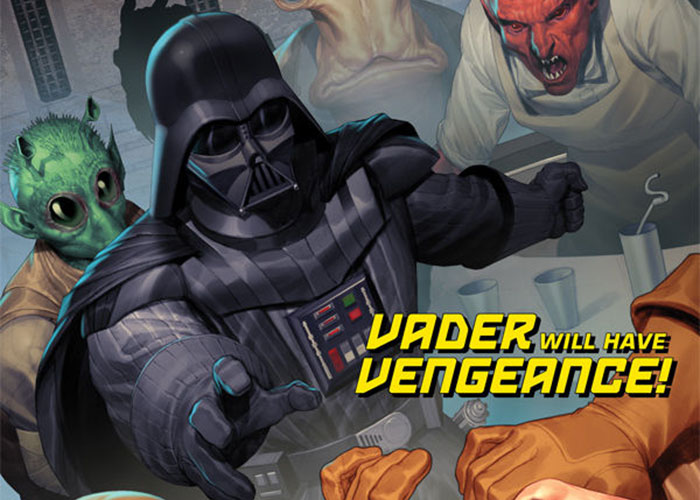 Nerdlocker Comic Book Review – Star Wars: Darth Vader and the Ninth Assassin #3