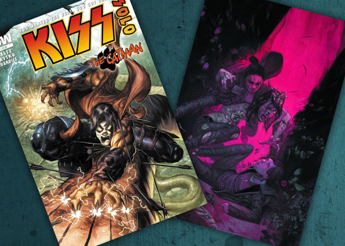Kit's Comics In Review – The Last of Us and KISS Solo