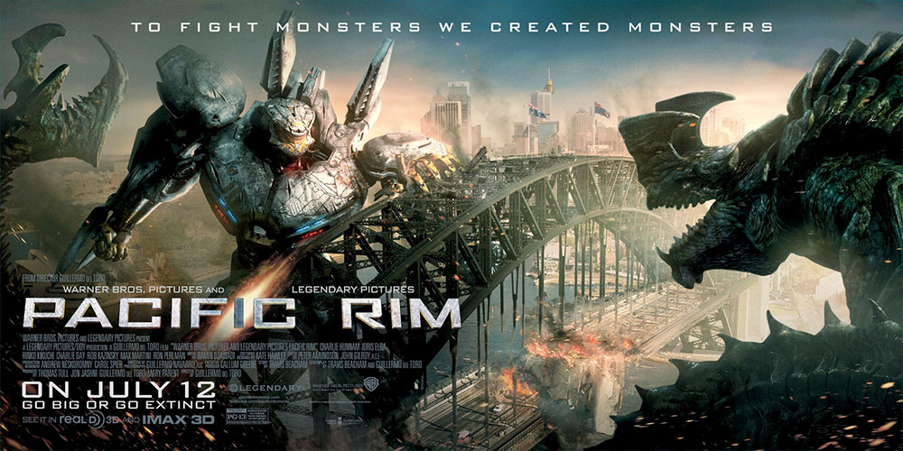 Nerdlocker Movie Review: Pacific Rim