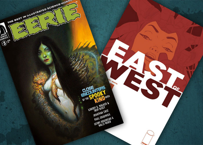 Kit's Comics In Review – Eerie and East of West!