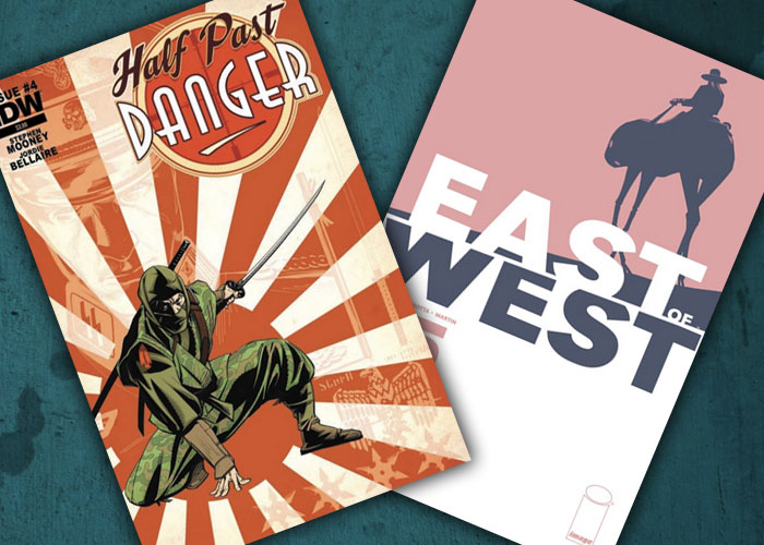 Jason's Comic in Review – Half Past Danger #4 and East of West #5