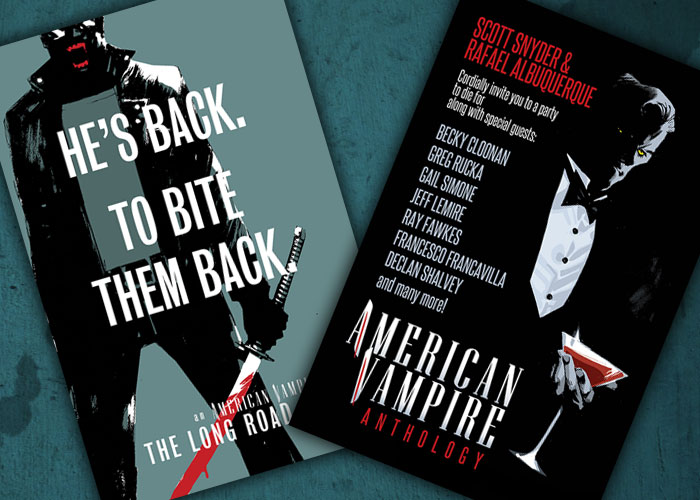 Jarad's Comics In Review – American Vampire: Anthology and The Long Road to Hell