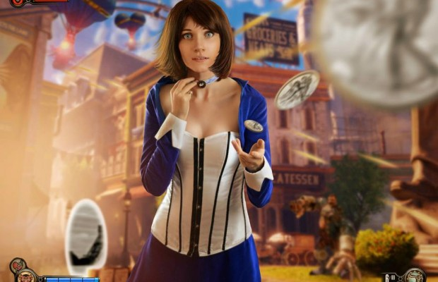 Cosplay Cutie of the Week! TigerLily as Elizabeth from Bioshock