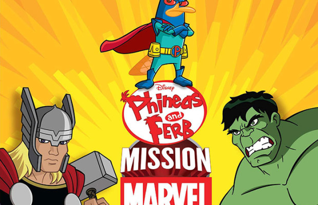 Phineas and Ferb: Mission Marvel Video Review