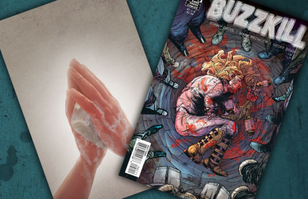 Kit's Comics In Review – Buzzkill and Whispers!