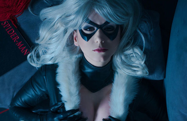 Cosplay Cutie of the Week! Marvel Comics Black Cat