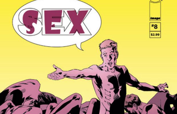 Comic Book Review: Sex #8