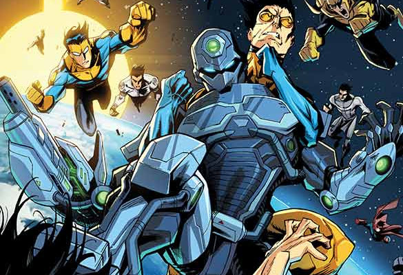 Tech Jacket Returns To Image Comics With All New Mini-Series