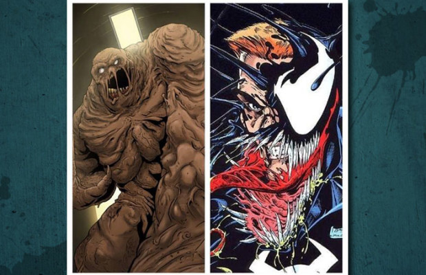 Throwdown Thursday – Venom VS Clayface!