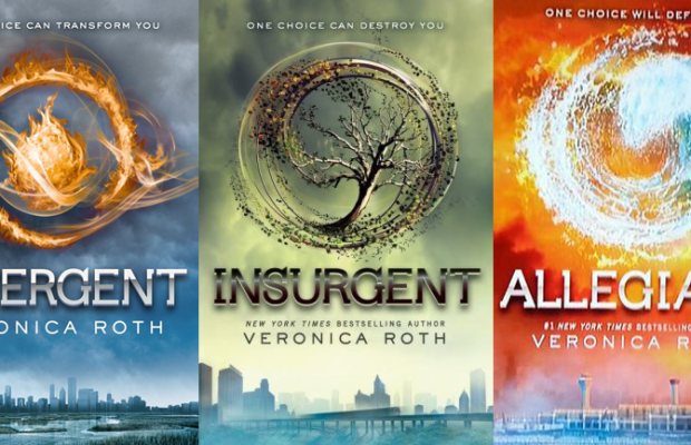 Book Review: Divergent Series by Veronica Roth