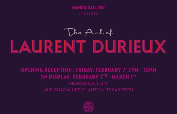 Mondo's Laurent Durieux Gallery Opening!