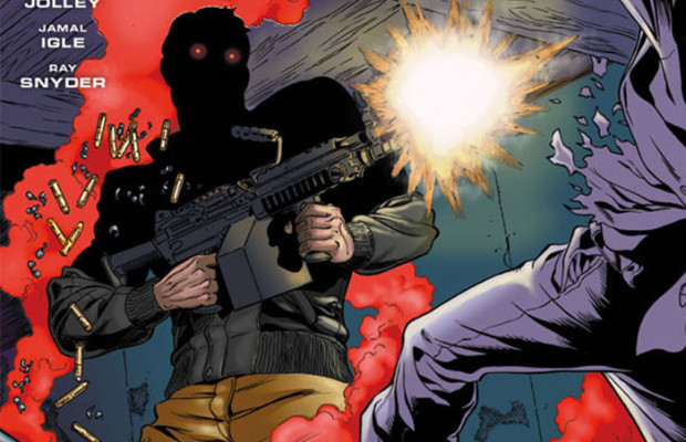 Nerdlocker Comic Book Review: The Terminator: Enemy Of My Enemy #1