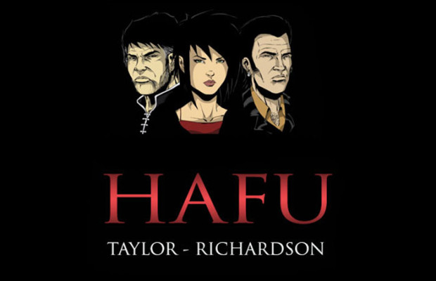 Nerdlocker Comic Book Review – Hafu