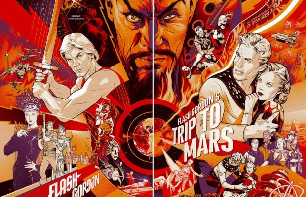 Mondo Gallery Presents: Martin Ansin and Kevin Tong Sci-Fi Gallery