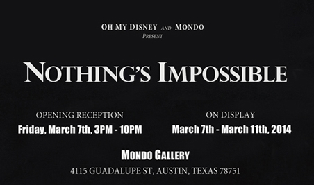 Photos From the Mondo Line – Disney's Nothings Impossible show!