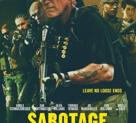 Nerdlocker Movie Review: Sabotage