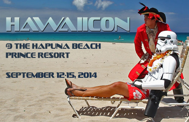 HawaiiCon Explodes onto the 50th State