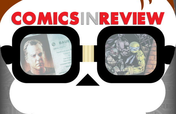 Comics In Review: 24: Underground #1 & TMNT #33