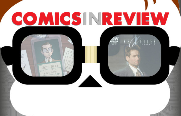 Comics In Review: Ghostbusters #15 & X-Files #11