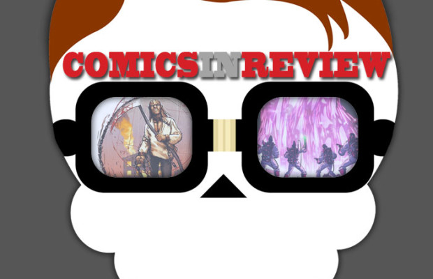 Comics In Review: Ghostbusters #17 and Clive Barker's Nightbreed #2