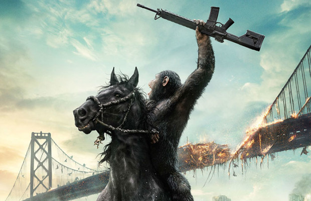 Badass Digest Q&A: Dawn of the Planet of the Apes!