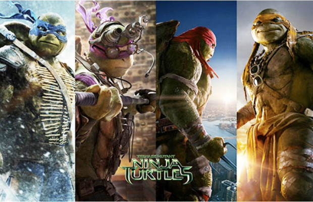 Nerdlocker Movie Review: Teenage Mutant Ninja Turtles