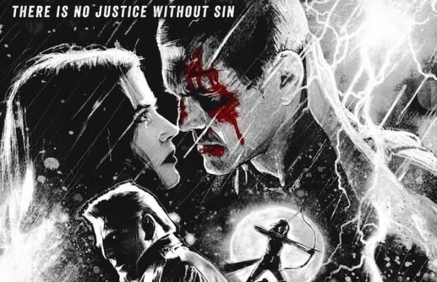 Sin City: A Dame To Kill For print by Paul Shipper