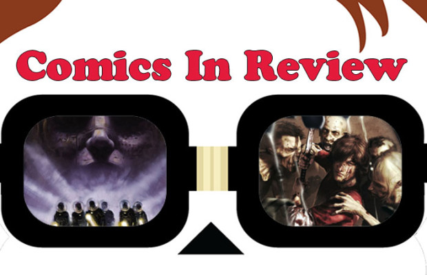 Comics in Review – Prometheus Fire and Stone, Nightbreed and Rot & Ruin