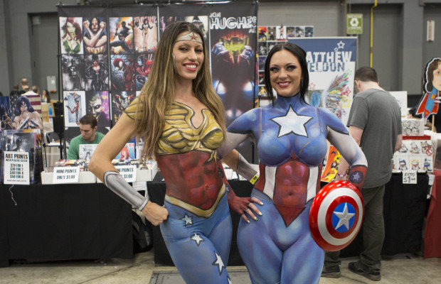 Wizard World Comic Con Austin 2014