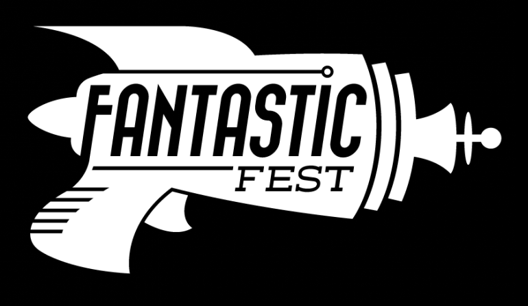 Fantastic Fest 2014 Logo by Chris Lindenmayer