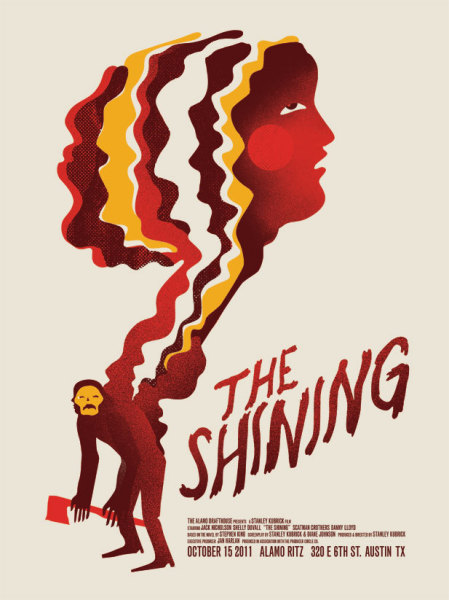 'The Shining' by We Buy Your Kids for their first Mondo show 'Tina's Mom's Boyfriend'