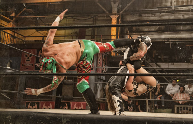 EXCLUSIVE! Lucha Underground Airs The Key