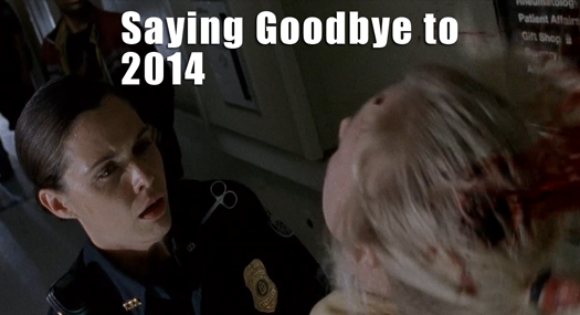 Top Five Things We Want to Say Goodbye to from 2014