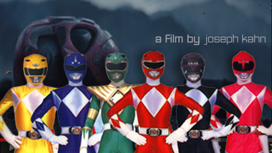"""Power Rangers"" Bootleg Film Shutdown for Copyright Infringement"