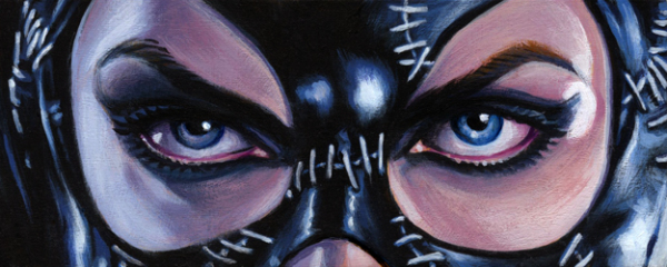 'Catwoman' by Jason Edmiston for 'Eyes Without a Face'