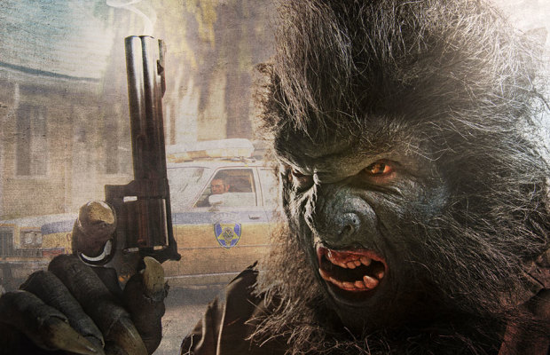WolfCop Is Coming to Las Vegas!