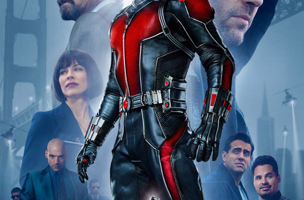 Ant-Man's Latest Poster