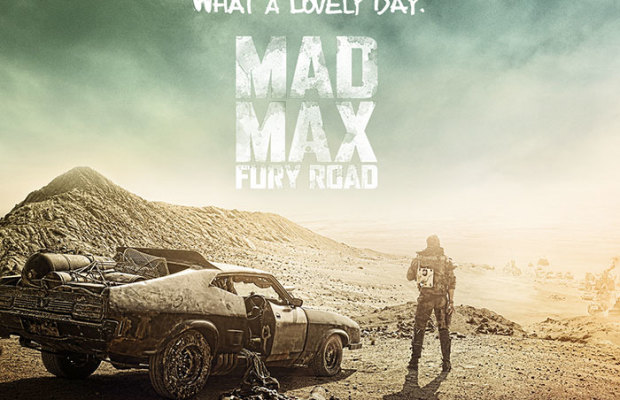 Nerdlocker Movie Review – Mad Max: Fury Road