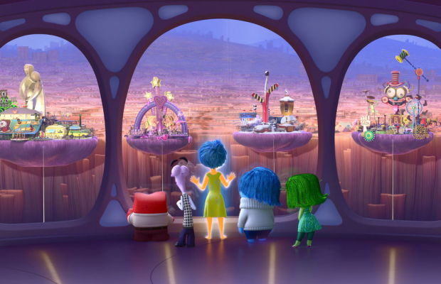 Nerdlocker Movie Review: Inside Out