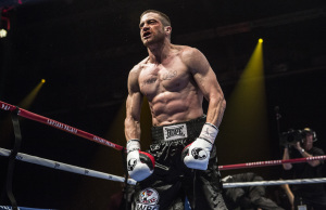 JAKE GYLLENHAAL stars in SOUTHPAW